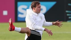 Mario Götze steht wieder nicht im DFB-Aufgebot