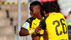 Youssoufa Moukoko wird beim BVB befördert