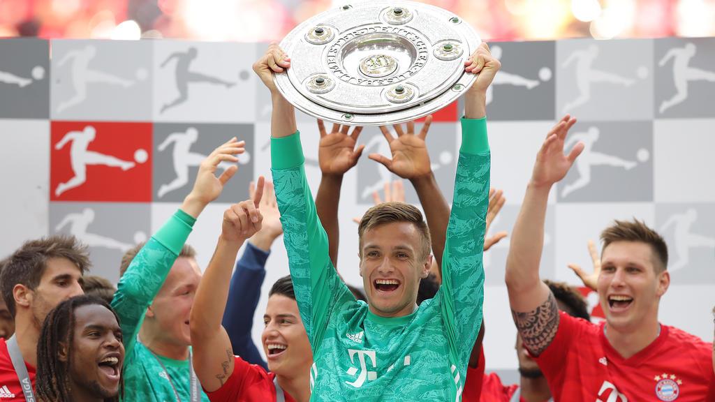 Christian Früchtl könnte den FC Bayern im Sommer verlassen