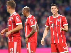 Wird von einer Bundesliga-Legende kritisiert: Bayern-Star Robert Lewandowski