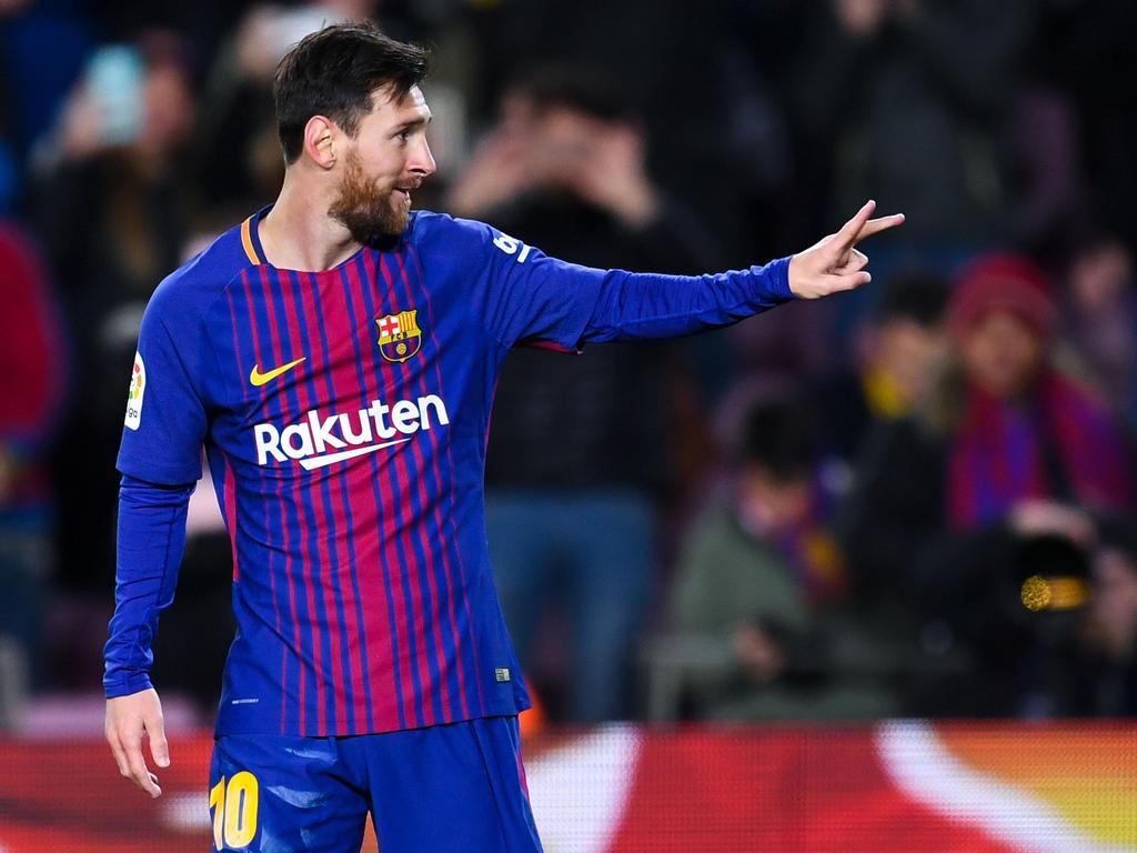Lionel Messi wäre wohl beinahe bei Real Madrid gelandet