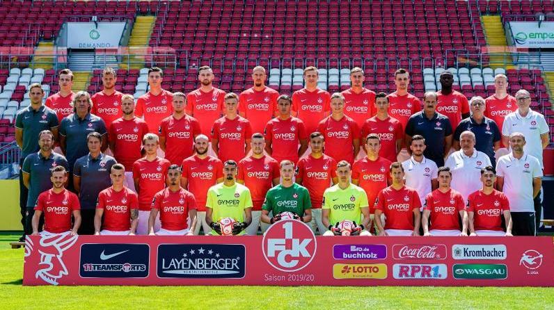 Der 1. FC Kaiserslautern startet gegen die SpVgg Unterhaching in die neue Saison