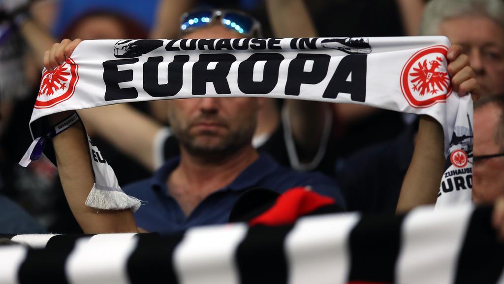 Europa-League-Spiel von Eintracht Frankfurt verlegt