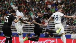 Die Argentinier gewannen gegen Mexiko mit 4:0