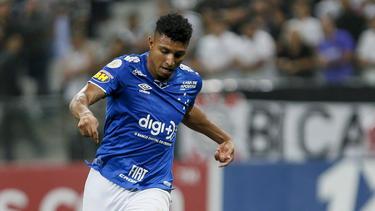Ein Kandidat für den FC Bayern? Éderson vom brasilianischen Klub Cruzeiro