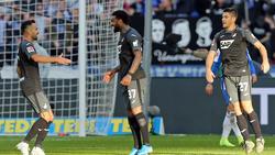 TSG Hoffenheim will auch gegen den SC Paderborn gewinnen