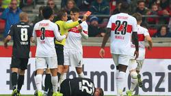 Marc-Oliver Kempf wird dem VfB drei Spiele fehlen