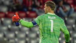 Manuel Neuer vom FC Bayern versteigert sein Trikot