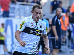 Marco Meiliger wird über die Saison hinaus beim SCR Altach bleiben