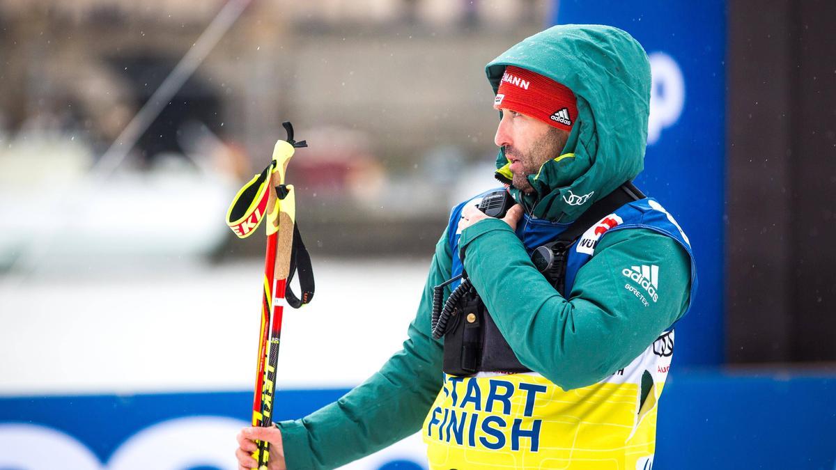 Peter Schlickenrieder rechnet nicht mit einer Langlauf-Medaille
