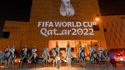 2022 findet die WM in Katar statt