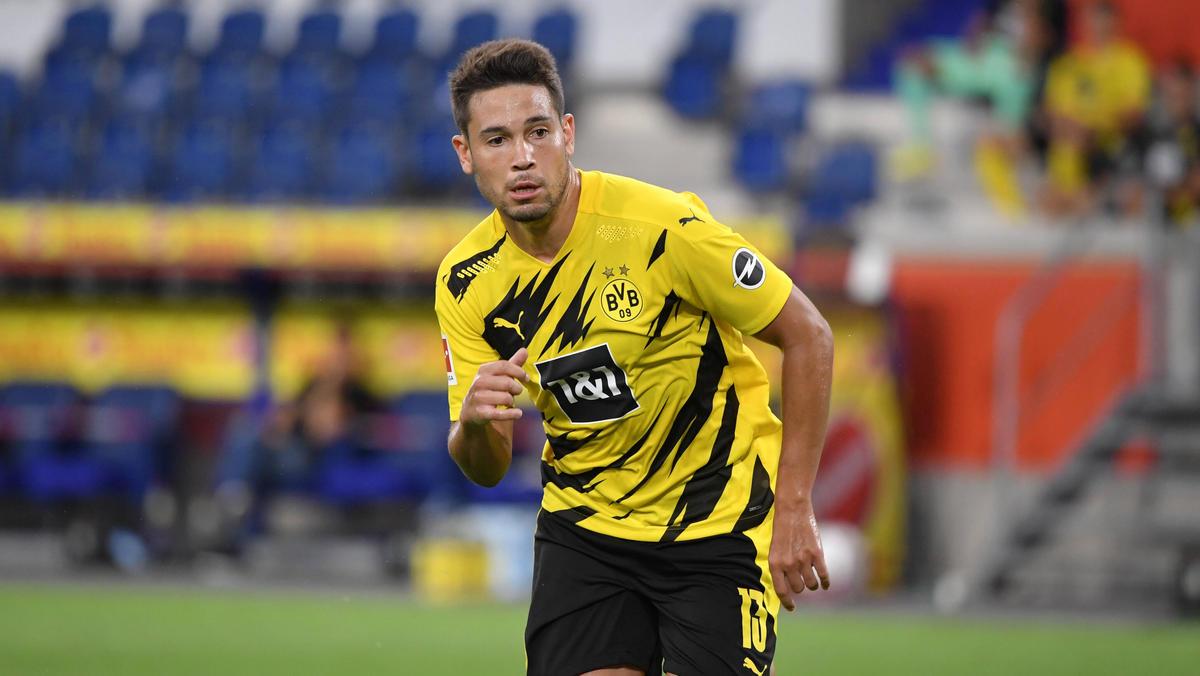 Raphael Guerreiro spielt seit 2016 beim BVB