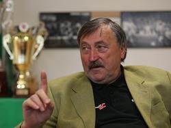 Antonín Panenka feierte mit Rapid große Erfolge