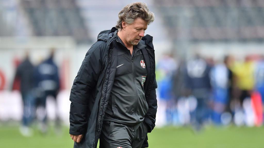 Jeff Saibene spricht über die Situation beim 1. FC Kaiserslautern