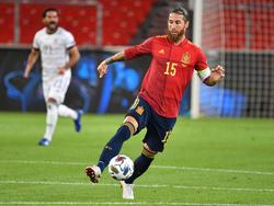 Ramos volverá a capitanear a los españoles en su ciudad.