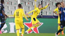 Der BVB siegte in Brügge dank einer starken ersten Halbzeit