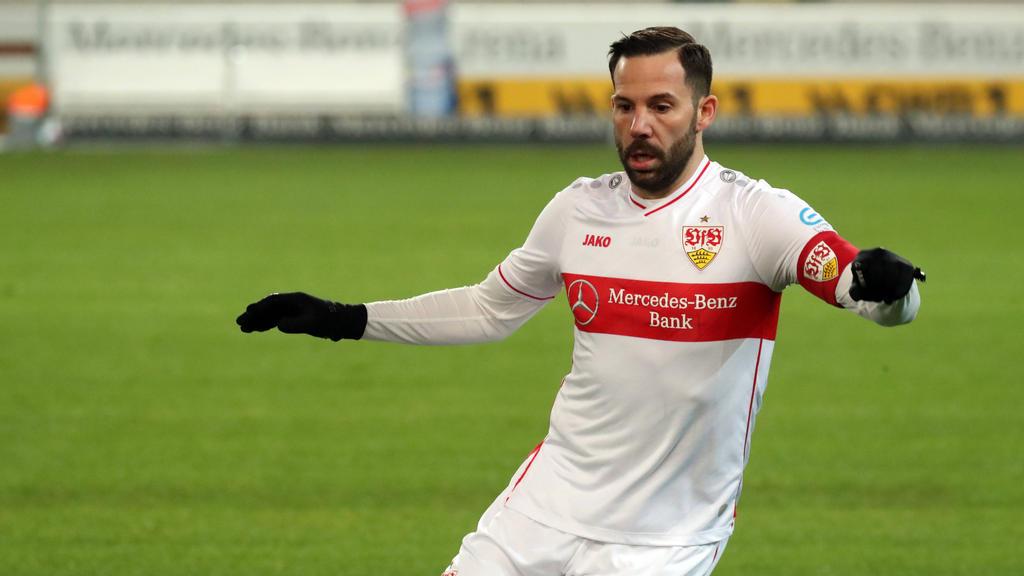 Blüht unter Trainer Pellegrino Matarazzo förmlich auf:VfB-Kapitän Gonzalo Castro