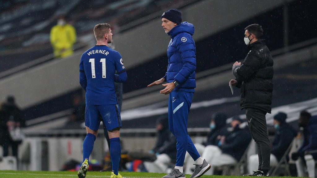Fand unter Thomas Tuchel zurück in die Spur: Timo Werner vom FC Chelsea