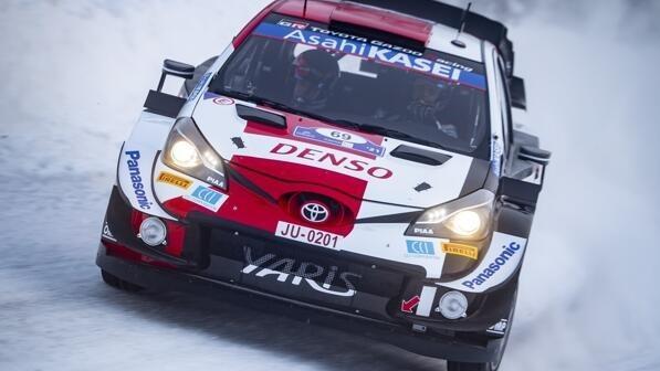 Kalle Rovanperä feierte bei der Rallye Estland seinen ersten WRC-Sieg