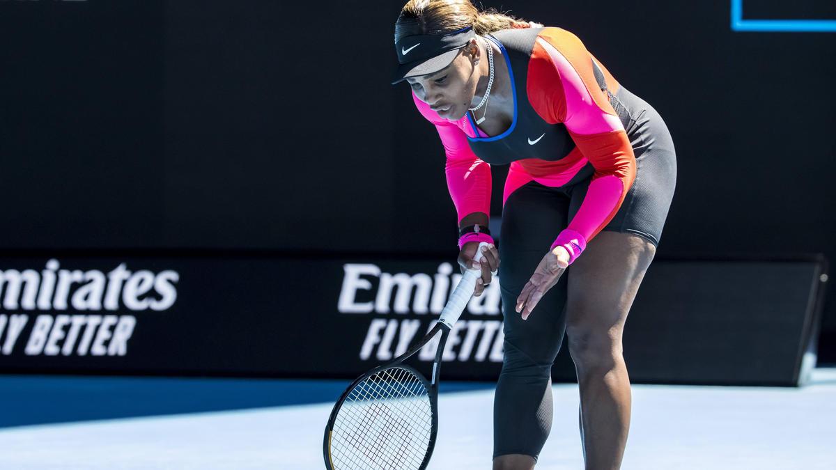 Serena Williams scheidet bei den Australian Open im Halbfinale aus