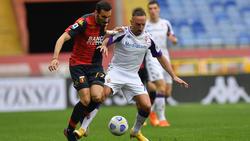 Franck Ribéry wechselte 2019 vom FC Bayern nach Florenz