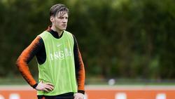 Wout Weghorst vom VfL Wolfsburg möchte sich nicht impfen lassen