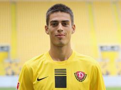 Vujadin Savic spielte bereits für Dresden