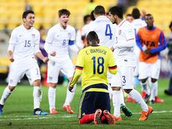 Die Soccer-Boys schaffen den Einzug ins Viertelfinale