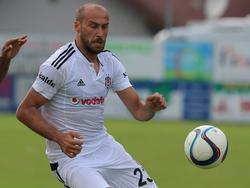 Cenk Tosun traf dreifach für Beşiktaş