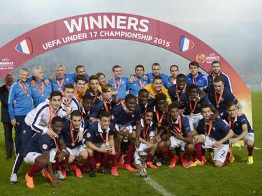 Los actuales campeones de Europa Sub-17 también pegan fuerte en el Mundial. (Foto: Getty)
