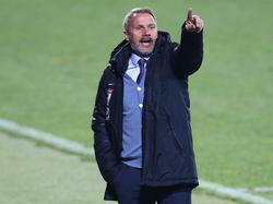 Austria-Coach Thorsten Fink hat eine Mannschaft, die aufs Derby brennt und hoch hinaus will