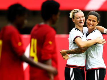 Das DFB-Team hat Ghana mit 11:0 abgefertigt