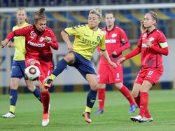 SKN St. Pölten gegen Brøndby IF