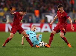 Iniesta probablemente ha jugado su último partido de Champions. (Foto: Getty)