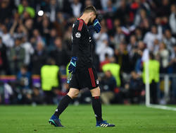 Sven Ulreich ging nach dem Halbfinale der Champions League enttäuscht vom Platz