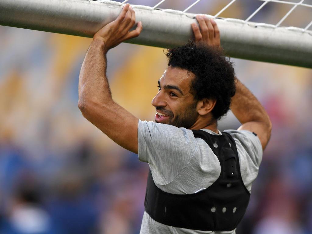 Verletzung Salah