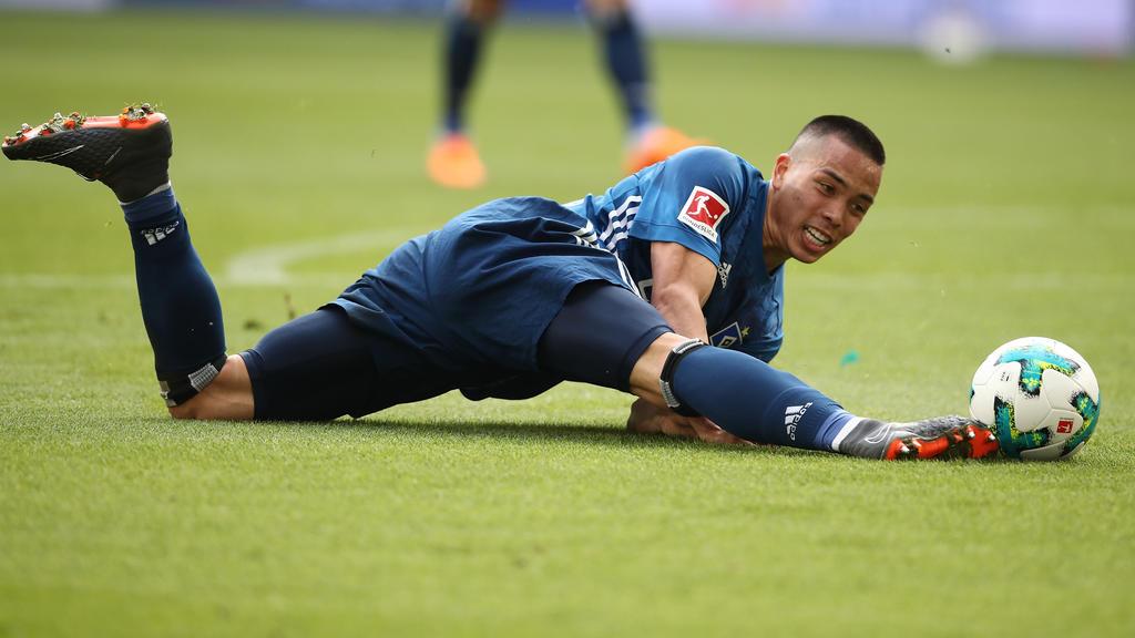 Bobby Wood wechselt auf Leihbasis vom HSV zu Hannover 96