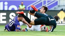 Erzgebirge Aue und 1. FC Magdeburg trennen sich unentschieden