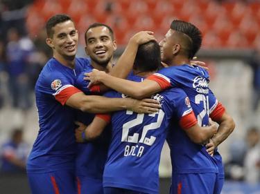 El Cruz Azul volvió a imponerse en su estadio. (Foto: Imago)
