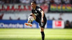 Filip Kostic ist bei Eintracht Frankfurt zur Zeit kaum wegzudenken