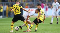 Jacob Bruun Larsen und Julian Weigl spielen wohl weiter zusammen beim BVB