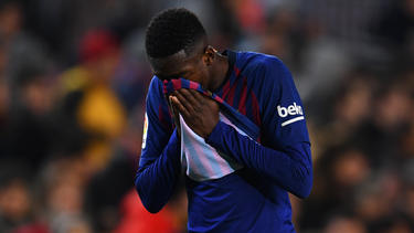 Ousmane Dembélé fällt voraussichtlich zwei Wochen aus