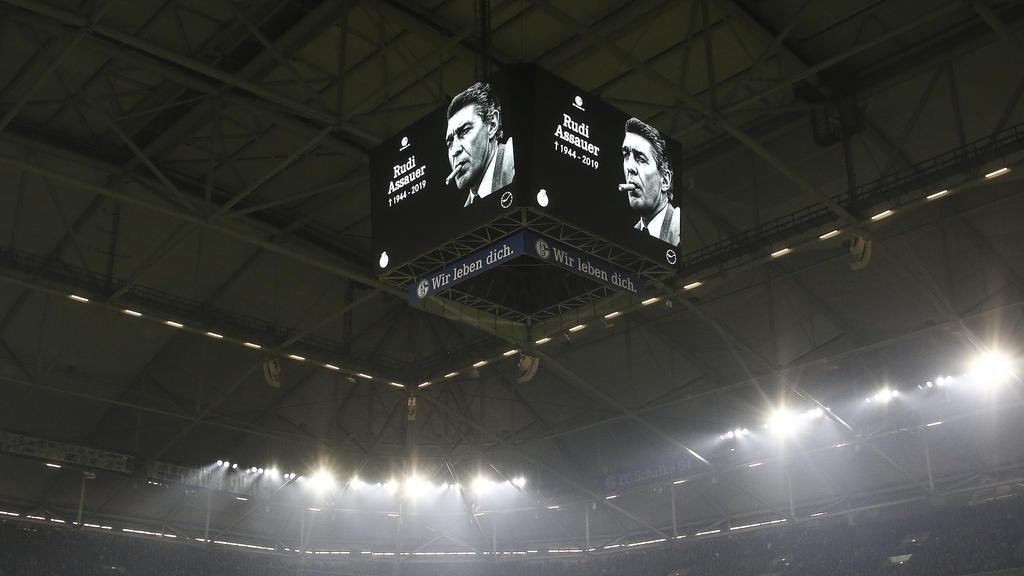 Die Bundesliga trauert um Rudi Assauer