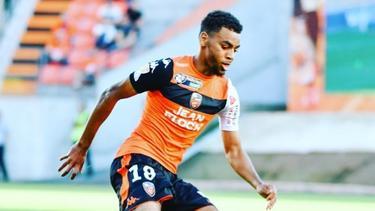 Alexis Claude-Maurice spielt derzeit beim FC Lorient