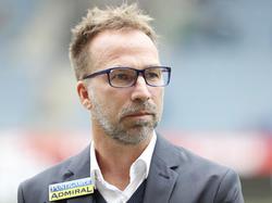 Roman Mählichs Tage als Sturm-Coach sind gezählt