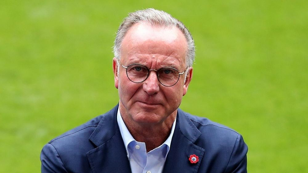 Karl-Heinz Rummenigge zog nach dem Treffen ein positives Fazit