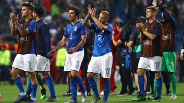 Die Italiener sind bei der Heim-EM vorzeitig ausgeschieden