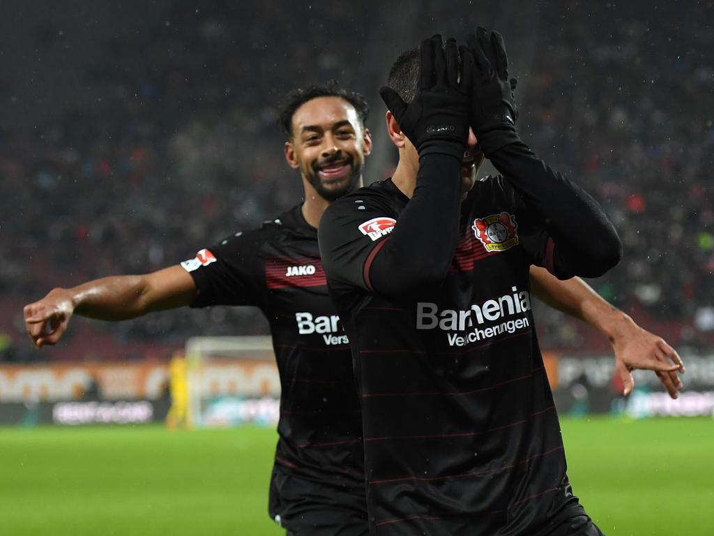 Bei Bayer Leverkusen ist die Stimmung wieder in die richtige Richtung gekippt