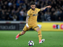 Kyle Walker no abandona la Premier League. (Foto: Getty)
