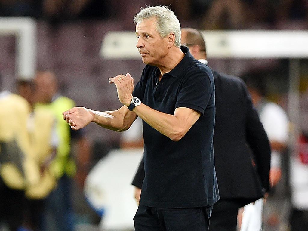 Wird Lucien Favre neuer Trainer von Bayern München?